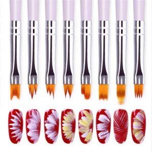 pensule unghii